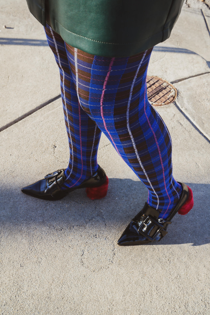 tights, plaid,tartan plaid, colored tights